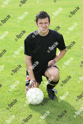 2009-07-26 / Voetbal / seizoen 2009-2010 / OG Vorselaar / Dennis Lembrechts..Foto: Maarten Straetemans (SMB)