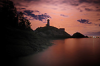 Lighthouse park, Vancouver, British Columbia.Canada