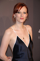 NEW YORK, NY - FEBRUARY 7: Karen Elson at the 2018 amfAR Gala New York honoring Lee Daniels and Stefano Tonchi at Cipriani Wall Street in New work City on February 7, 2018. <br /> CAP/MPI99<br /> &copy;MPI99/Capital Pictures