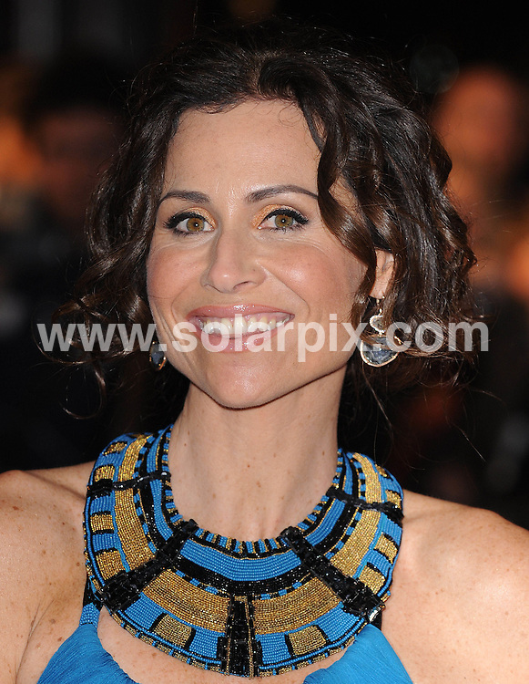 **ALL ROUND PICTURES FROM SOLARPIX.COM**                                             **WORLDWIDE SYNDICATION RIGHTS**                                                                                  Caption: .54th BFI London Film Festival Gala Screening of Conviction.  Held at the Vue Cinema, Leicester Square, London, on Friday October 15, 2010.                                                                              ..This pic: Minnie Driver                                                                                             ..JOB REF: 12320        SSD       DATE: 15.10.2010                                                           **MUST CREDIT SOLARPIX.COM OR DOUBLE FEE WILL BE CHARGED**                                                                      **MUST AGREE FEE BEFORE ONLINE USAGE**                               **CALL US ON: +34 952 811 768 or LOW RATE FROM UK 0844 617 7637**