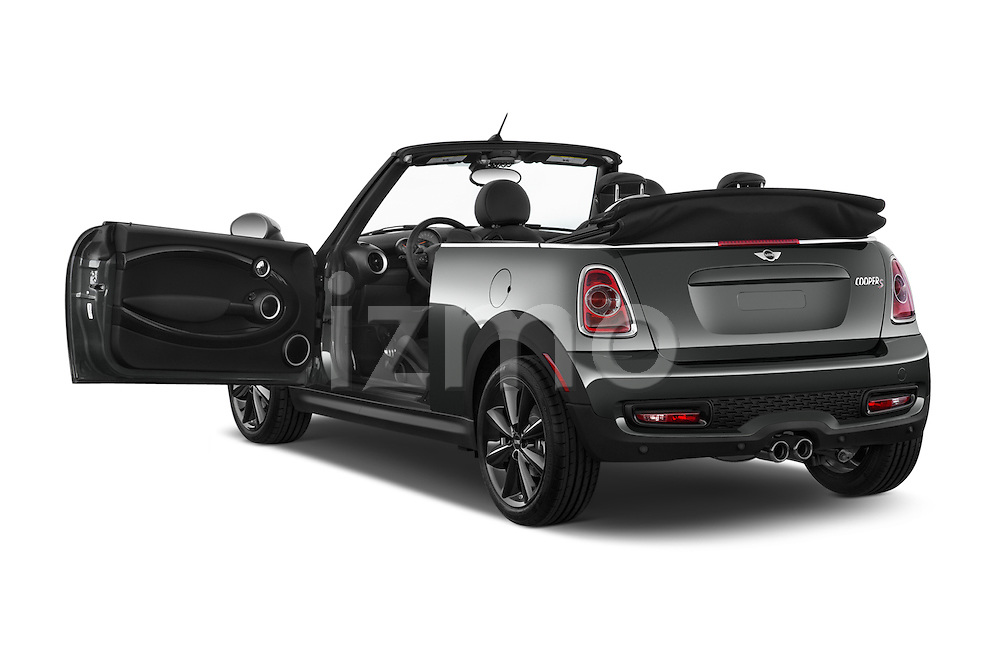 Car images of2015 MINI Mini Cooper S 2 Door Convertible Doors
