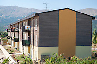 Complessi Antisismici Sostenibili Ecocompatibili a Bazzano. <br />