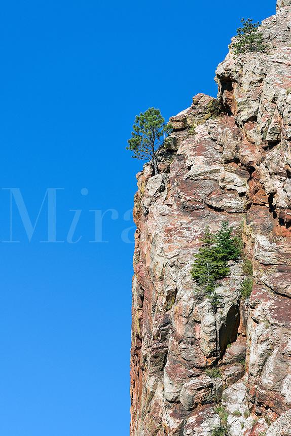 Eldorado Canyon State Park, Colorado, USA