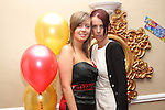 Michaela  and Catriona Black celebrate Michaela's 18th in Harry's...(Photo credit should read Jenny Matthews www.newsfile.ie)....This Picture has been sent you under the conditions enclosed by:.Newsfile Ltd..The Studio,.Millmount Abbey,.Drogheda,.Co Meath..Ireland..Tel: +353(0)41-9871240.Fax: +353(0)41-9871260.GSM: +353(0)86-2500958.email: pictures@newsfile.ie.www.newsfile.ie.