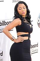 LAS VEGAS, NV, USA - MAY 18: Nicki Minaj at the Billboard Music Awards 2014 held at the MGM Grand Garden Arena on May 18, 2014 in Las Vegas, Nevada, United States. (Photo by Xavier Collin/Celebrity Monitor)
