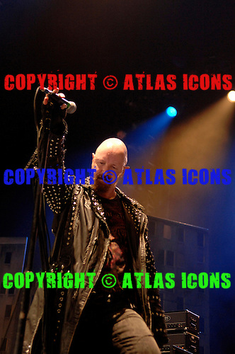 Rob Halford; .Photo Credit: Eddie Malluk/Atlas Icons.com