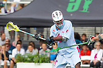 Costa Mesa, CA 06/08/13 - Shamel Bratton (Team STX #1) in action during the inaugural game of the LXMPRO Tour in Orange County.  The Team STX defeated Team Maverik 14-13 at Orange Coast College's Bard Stadium.