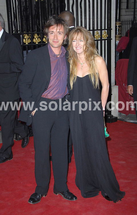 **ALL ROUND PICTURES FROM SOLARPIX.COM** **WORLDWIDE SYNDICATION RIGHTS** .Award winners and presenters attend the Galaxy British Book Awards 2008. Held at the Grosvenor, Park Lane, Mayfair, London. April 09 2008. .This pic: Richard Hammond & wife Mindy.JOB REF:   6139   MSR    DATE:  09.04.08.**MUST CREDIT SOLARPIX.COM OR DOUBLE FEE WILL BE CHARGED* *UNDER NO CIRCUMSTANCES IS THIS IMAGE TO BE REPRODUCED FOR ANY ONLINE EDITION WITHOUT PRIOR PERMISSION*