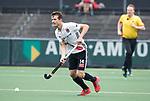 AMSTELVEEN - Nicki Leijs (A'dam)   tijdens  de  eerste finalewedstrijd van de play-offs om de landtitel in het Wagener Stadion, tussen Amsterdam en Kampong (1-1). Kampong wint de shoot outs.  . COPYRIGHT KOEN SUYK
