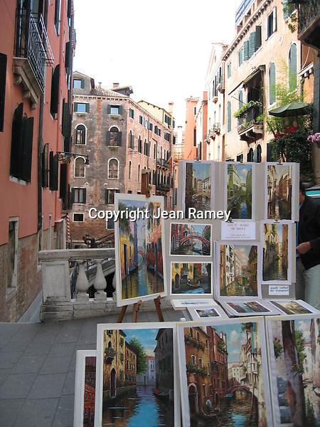 Venetian Watercolors