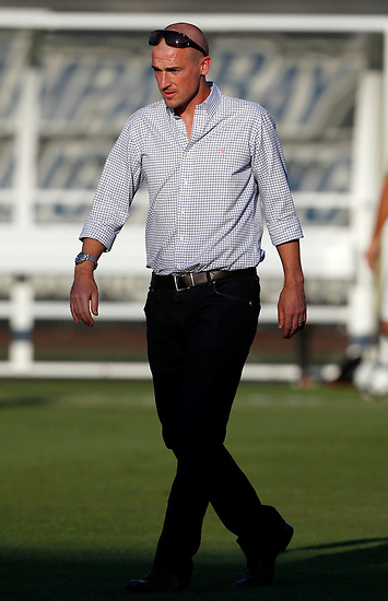 May 27, 2010; TAMPA, FLORIDA: Head Coach Paul Dalglish FC Tampa Bay Rowdies during a 3-1 victory over the Minnesota Stars at Steinbrenner Field in Tampa, Florida. Photo by Matt May/FC Tampa Bay Rowdies