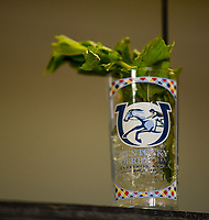 LOUISVILLE, KY - MAY 06: A Mint Julep on Kentucky Derby Day at Churchill Downs on May 6, 2017 in Louisville, Kentucky. (Photo by Scott Serio/Eclipse Sportswire/Getty Images)