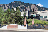 University of Colorado Boulder Campus, Boulder, Colorado, USA