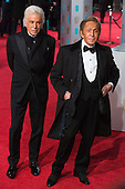 London, UK. 14 February 2016. Designer Valentino Garavani. Red carpet arrivals for the 69th EE British Academy Film Awards, BAFTAs, at the Royal Opera House. © Vibrant Pictures/Alamy Live News
