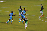 Deportivo Cali cedió terreno en el inicio del Clausura 2015 tras caer derrotado 0-1 ante Jaguares de Córdoba en el Estadio de Palmaseca.