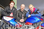 Pictured at the Dyno Day at ONeills on Sunday, from left: Mercedes Hickey, DJ OSullivan and Jackie McElligott.