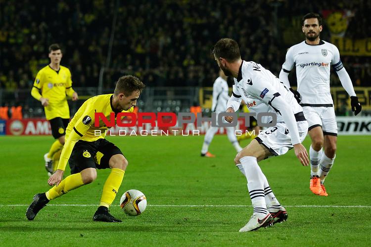 10.12.2015, Signal Iduna Park, Dortmund, GER, im Bild Adnan Januzaj (Borussia Dortmund #9)<br /> <br /> Foto &not;&copy; nordphoto / Rauch *** Local Caption ***