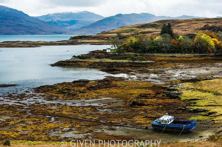 Isle Ornsay, Sleat, Isle of Skye. Scotland