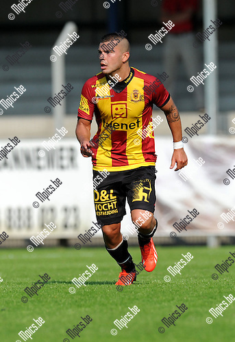 2013-07-07 / Voetbal / seizoen 2013-2014 / Rupel-Boom - KV Mechelen / Alessandro Cordaro<br /><br />Foto: Mpics.be