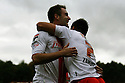 Peter Hartley of Stevenage heads the opening goal and celebrates with Filipe Morais <br />  - Stevenage v Crawley Town - Sky Bet League 1 - Lamex Stadium, Stevenage - 26th October, 2013<br />  © Kevin Coleman 2013<br />  <br />  <br />  <br />  <br />  <br />  <br />  <br />  <br />  <br />  <br />  <br />  <br />  <br />  <br />  <br />  <br />  <br />  <br />  <br />  <br />  <br />  <br />  <br />  <br />  <br />  <br />  <br />  <br />  <br />  <br />  <br />  <br />  <br />  <br />  <br />  <br />  <br />  <br />  <br />  <br />  <br />  <br />  <br />  <br />  <br />  <br />  <br />  <br />  <br />  <br />  <br />  - Crewe Alexandra v Stevenage - Sky Bet League One - Alexandra Stadium, Gresty Road, Crewe - 22nd October 2013. <br /> © Kevin Coleman 2013