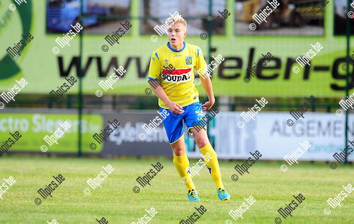 2014-07-02 / Voetbal / seizoen 2014-2015 / KVC Westerlo / Jordy Corten<br /><br />Foto: mpics.be