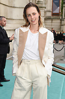 Edie Campbell at the V&amp;A Summer Party at the Victoria and Albert Museum, London.<br /> June 22, 2016  London, UK<br /> Picture: Steve Vas / Featureflash