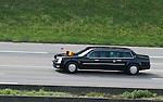 Barack Obama en Belgique sous haute sécurité !
