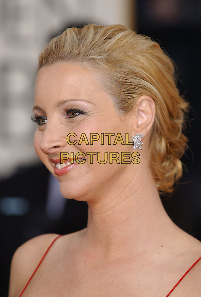LISA KUDROW.60th Golden Globe Awards.www.capitalpictures.com.sales@capitalpictures.com.© Capital Pictures.hair