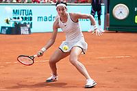French Caroline Garcia during Mutua Madrid Open 2018 at Caja Magica in Madrid, Spain. May 11, 2018. (ALTERPHOTOS/Borja B.Hojas) /NORTEPHOTOMEXICO