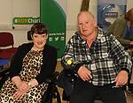 Bridget O'Gorman, Kilcummin and Michael McCarthy, Ardfert,  at the opening of the Irish Wheelchair Association new Community Centre at The Reeks Gateway, Killarney on Friday.   Picture: macmonagle.com