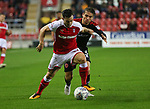 Rotherham United VS Walsall FC, New York Stadium Rotherham, Tuesday 12th September 2017 <br /> <br /> <br /> Picture - Alex Roebuck / www.alexroebuck.co.uk