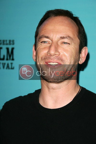 """Jason Isaacs<br /> at the premiere of """"Nine Lives,"""" Academy of Motion Picture Arts and Sciences, Beverly Hills, CA 06-21-05<br /> David Edwards/DailyCeleb.Com 818-249-4998"""
