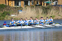 Crew: 101  BTC-STANLEY  B T C  (Southampton) Rowing Club  Op 8+<br /> <br /> Abingdon Spring Head 2019<br /> <br /> To purchase this photo, or to see pricing information for Prints and Downloads, click the blue 'Add to Cart' button at the top-right of the page.