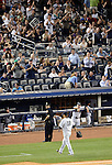 Hiroki Kuroda (Yankees),<br /> JUNE 25, 2013 - MLB :<br /> Hiroki Kuroda of the New York Yankees leaves the mound in the seventh inning during the Major League Baseball game against the Texas Rangers at Yankee Stadium in The Bronx, New York, United States. (Photo by AFLO)