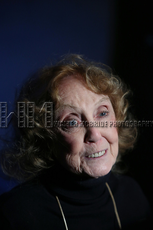 Charlotte Moore during the 'On A Clear Day You Can See Forever' photo call at the Irish Repertory Theatre on June 14, 2018 in New York City.