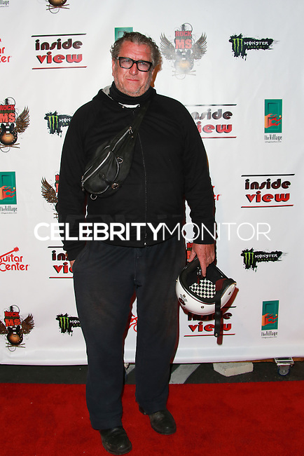 LOS ANGELES, CA, USA - OCTOBER 26: Steve Jones arrives at An Evening Of Art With Billy Morrison And Joey Feldman Benefiting The Rock Against MS Foundation held at Village Studios on October 26, 2014 in Los Angeles, California. (Photo by David Acosta/Celebrity Monitor)