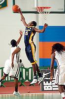 April 10, 2011 - Hampton, VA. USA;  Chris Obekpa. participates in the 2011 Elite Youth Basketball League at the Boo Williams Sports Complex. Photo/Andrew Shurtleff