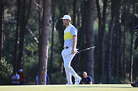 Lucas Bjerregaard (DEN) during the second round of the Turkish Airlines Open, Montgomerie Maxx Royal Golf Club, Belek, Turkey. 08/11/2019<br /> Picture: Golffile | Phil INGLIS<br /> <br /> <br /> All photo usage must carry mandatory copyright credit (© Golffile | Phil INGLIS)