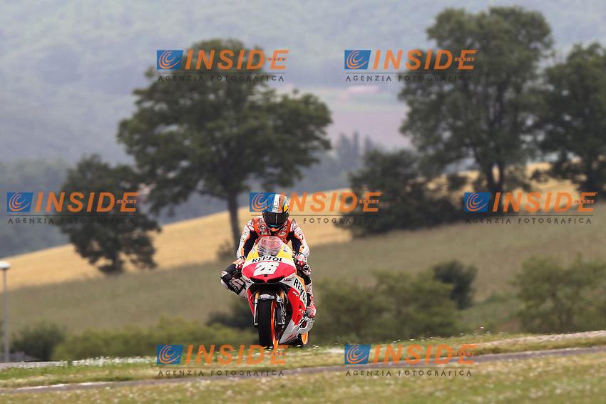 31-05-2013 Mugello (ITA)<br /> Motogp world championship<br /> in the picture: Dani Pedrosa - Repsol Honda team <br /> Foto Semedia/Insidefoto<br /> ITALY ONLY