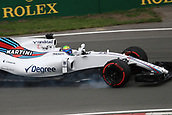 June 9th 2017, Montreal, Canada; Formula 1 Grand prix of Canada, Free practise day;  Felipe Massa - Williams Martini Racing FW40