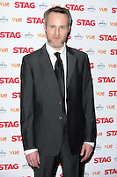 """Peter McDonald arrives for the premiere of """"The Stag"""" at the Vue Leicester Square, London. 13/03/2014 Picture by: Steve Vas / Featureflash"""