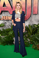 Kimberley Garner<br /> arriving for the &quot;Jumanji: Welcome to the Jungle&quot; premiere at the Vue West End, Leicester Square, London<br /> <br /> <br /> &copy;Ash Knotek  D3358  07/12/2017