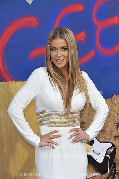 Carmen Electra at the world premiere of &quot;This Is The End&quot; at the Regency Village Theatre, Westwood.<br /> June 3, 2013  Los Angeles, CA<br /> Picture: Paul Smith / Featureflash