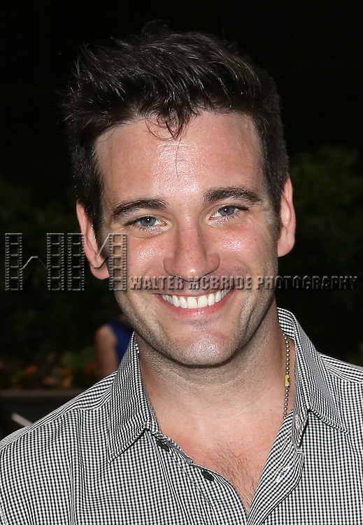 Colin Donnell attend 'The Unavoidable Disappearance Of Tom Durnin' Opening Night at Laura Pels Theatre on June 27, 2013 in New York City.