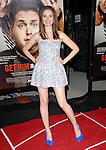 Alison Brie at the Universal Pictures L.A. Premiere of Get Him to The Greek held at The Greek Theatre in Los Feliz, California on May 25,2010                                                                   Copyright 2010  DVS / RockinExposures