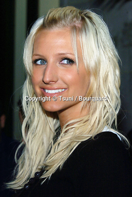 Ashlee Simpson arriving at the Hard Rock Hotel San Diego Launch Party in San Diego. February 16, 2006.