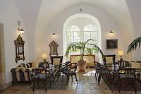Asie/Israël/Judée/Jérusalem: Hotel Américan Colony un salon