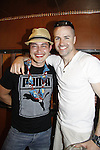 Christopher Sean & John Driscoll -  Actors from Y&R, General Hospital and Days donated their time to Southwest Florida 16th Annual SOAPFEST at the Cruisin' and Schmoozin' Marco Island Princess in Marco Island, Florida on May 24, 2015 - a celebrity weekend May 22 thru May 25, 2015 benefitting the Arts for Kids and children with special needs and ITC - Island Theatre Co.  (Photos by Sue Coflin/Max Photos)