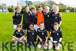 SIOBHAN COTTER BLITZ:  Enjoying the Annual Siobhan Cotter Blitz  in Churchill on Sunday were Ardfert U10's