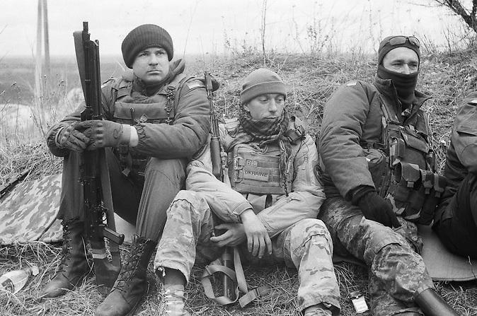 Soldaten der Geogischen Legion
